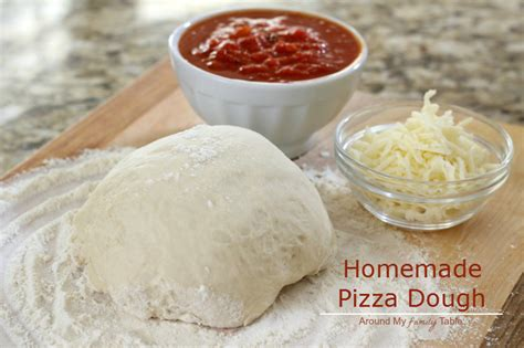 pizza dough amft