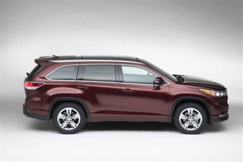 Different Types Of Toyotas Image 2016 Toyota Highlander Size 1024 X 683 Type Gif
