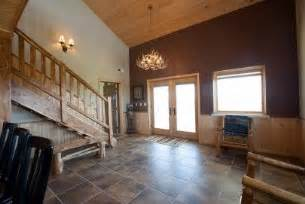 Pole Barn Homes Interior by Pole Barn Home Interior Pole Barn Pinterest Pole