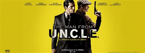 cinema 21 the man from uncle the man from u n c l e review retro spy thriller is fun