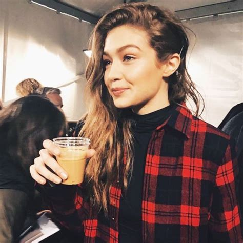gigi hadid on instagram gigi hadid s instagram has 7 style rules you need to know