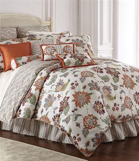 rose tree comforter set rose tree lisburn floral jacquard comforter set dillards