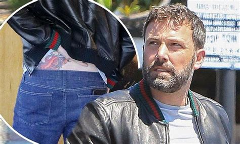 tattoo removal santa monica ben affleck can t stop scratching his