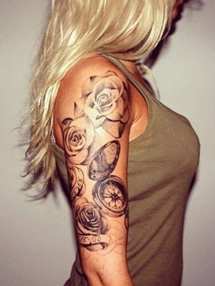 half sleeve female tattoo designs s sleeve tattoos