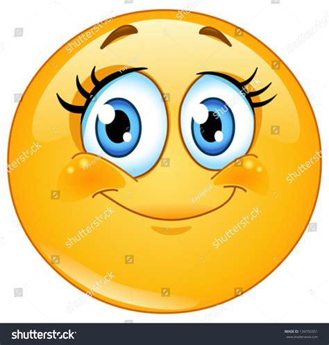 Smile Black Anak emoticons de pesta 241 as lindas ilustraci 243 n vectorial en
