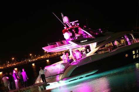 yacht event layout azimut 72s yacht charter superyacht news