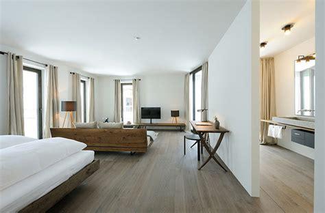 Austrian Interior Design by Wiesergut Design Hotel Modern Minimalism Amidst Majestic