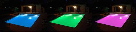 le led pour piscine liner leds colorants osez la couleur dans votre piscine