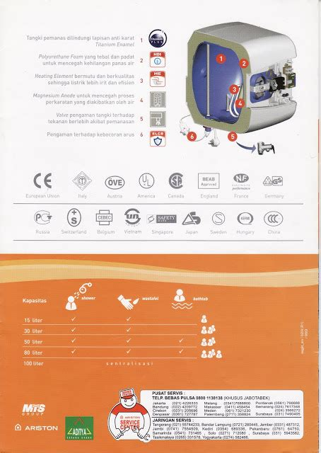 Water Heater Baru water heater ariston water heater baru merk ariston
