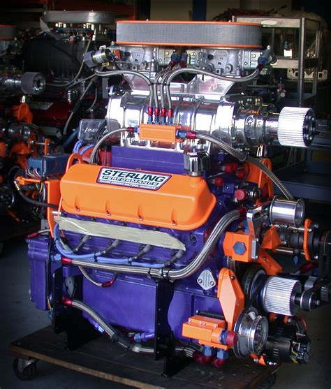 performance motor boats sterling performance engines racing engines high