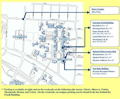 duke map maps travel and lodging states of captivity