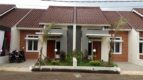 Rumah Minimalis Murah Di Depok by Rumah Dijual Rumah 1 Lantai Murah Di Sawangan Depok