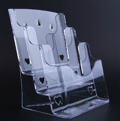 Acrylic Display A5 By Ali Supplier by Popular Plastic Brochure Racks Buy Cheap Plastic Brochure