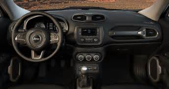 Jeep Renegade 2015 Interior Jeep Renegade 2015 Interiores