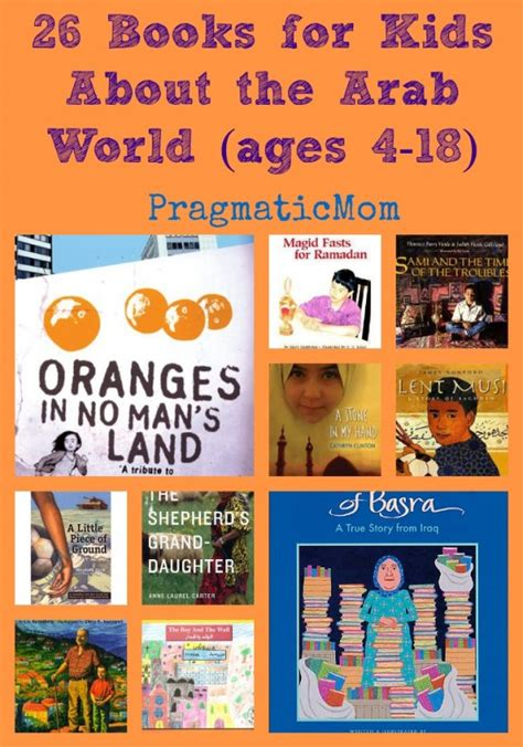 welcome to the middle kid books 27 books for about the arab world pragmaticmom