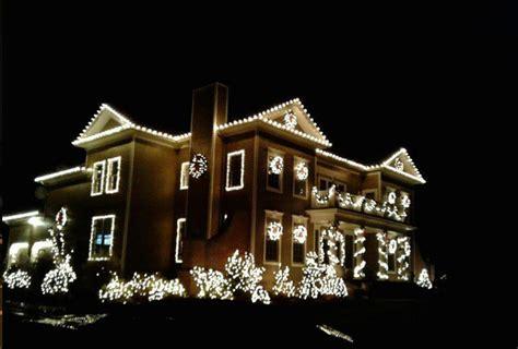 residential light displays residential displays lights installers