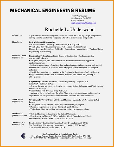 43 new photograph of sample resume format for freshers software