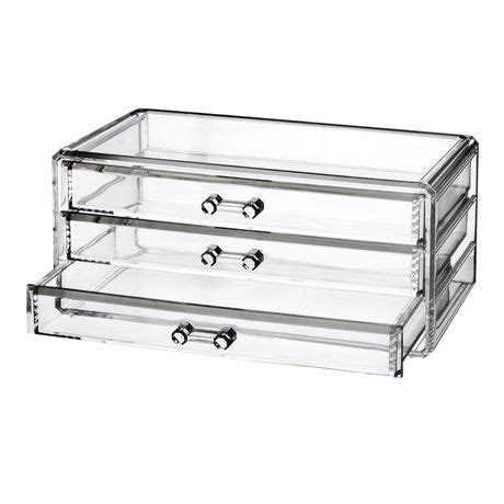 3 drawer organizer canada 3 drawer makeup organizer walmart canada