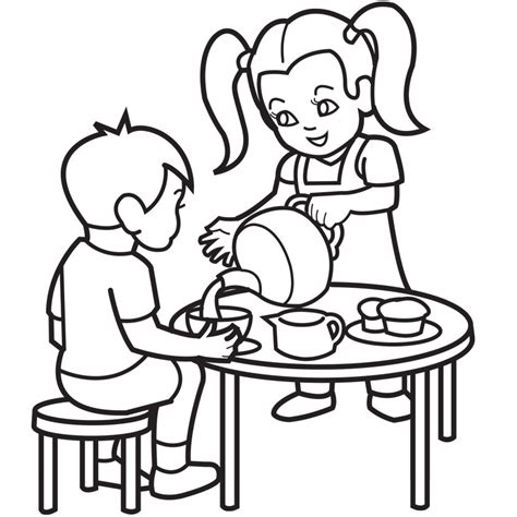 Free Coloring Pages Of Boston Tea Party Boston Tea Coloring Page