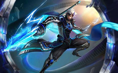 king  glory zhao yun warrior desktop hd wallpapers