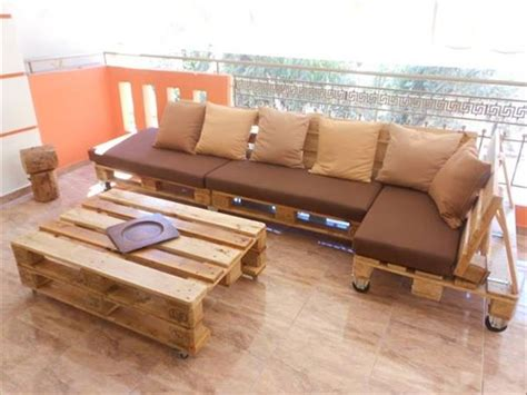 Pallets Sofa by Beautiful Diy Pallet Sofa And Table Ideas Pallets Designs