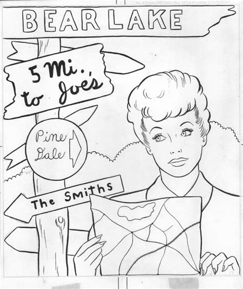 i love lucy coloring pages woman pinterest adult