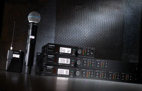 Microphone Shure Ulx 11 Uhf Tecnologi Japan interbee 2012 shure japan to exhibit the ulx d advanced wireless system and axt high