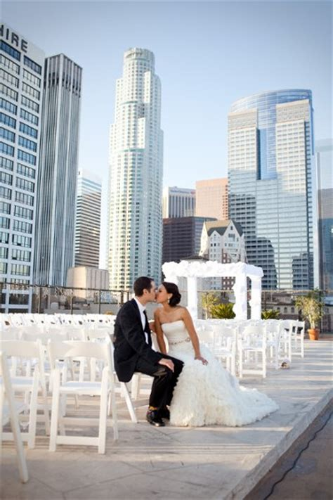 rooftop weddings in los angeles ca the los angeles athletic club reviews los angeles venue