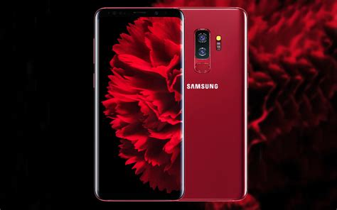 Samsung Galaxy Note 10 Plus Colors by New Colors Splash Across The Stocks Of Galaxy S9 Plus And Note 9