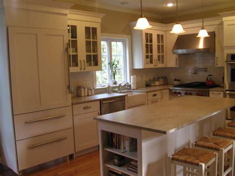 houzz small kitchens small white kitchen
