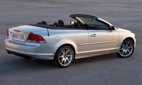 auto air conditioning service 2009 volvo c70 parking system volvo c70 cabrio 2006 2009 reviews technical data prices