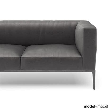 walter knoll jaan sofa walter knoll jaan sofas 3d model cgtrader