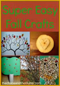 easy fall craft