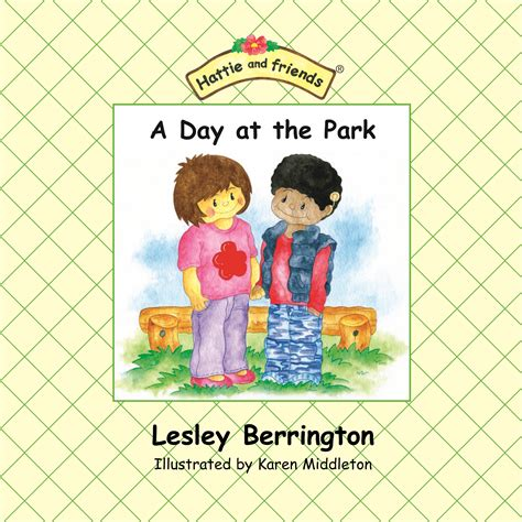 s day in the park products hattie friends