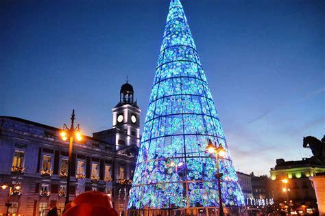 iluminacion navideña madrid 2018 iluminaci 243 n de navidad en madrid 2018 mirador madrid