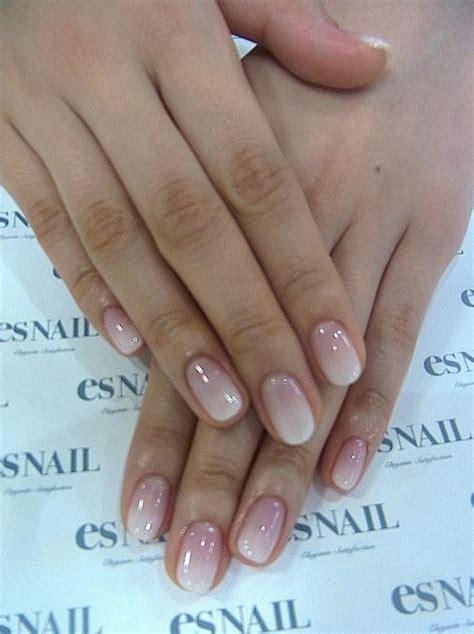kashiwagi yuki chan white gradient nail nails by