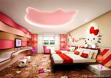 pictures of hello kitty bedrooms bedroom interior design hello kitty 2015 home inspirations
