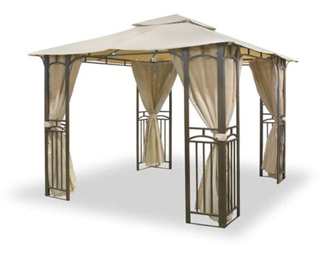 bilbao gazebo with led lights garden building review