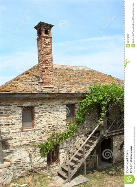 Vieille Maison En by Vieille Maison En Photo Stock Image Du Ferme