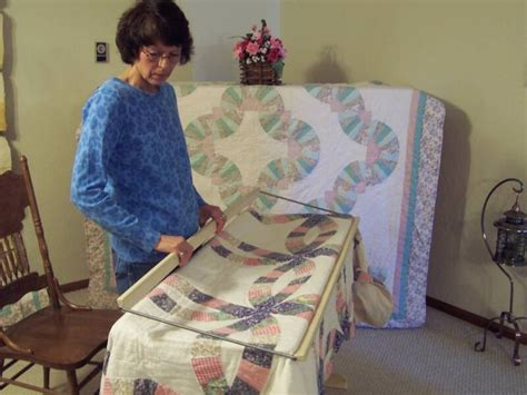 Amish Quilting Frames by 43 Best Images About Quilt Frams On