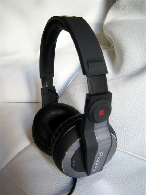 Headphone Hdj 500 pioneer hdj 500 k image 230318 audiofanzine