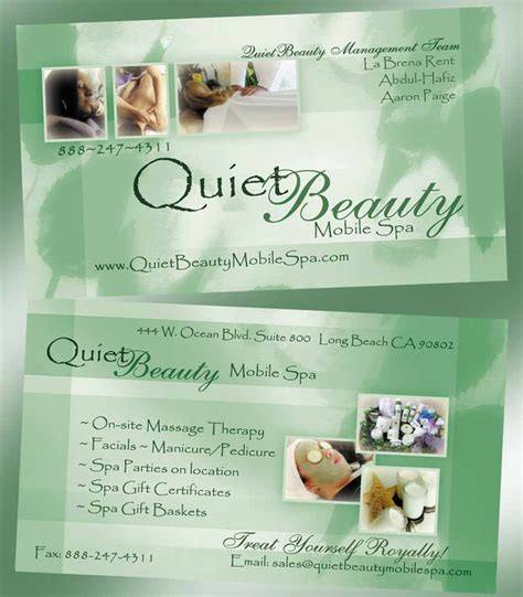 mobil project spa quietbeauty mobile spa launches new club