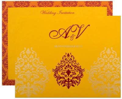 Sikh Card Templates by Yellow Orange