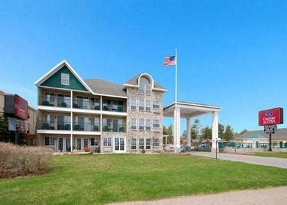comfort inn mackinaw city comfort suites mackinaw city carp lake deals see hotel
