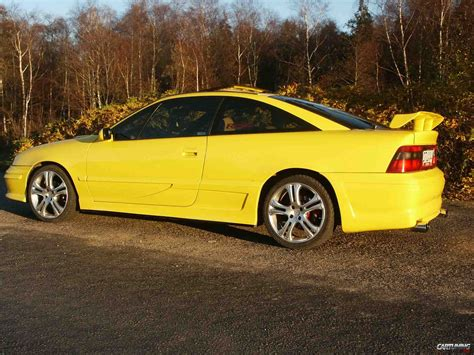 opel calibra tuning tuning opel calibra 187 cartuning best car tuning photos