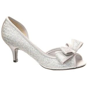 Ivory And Silver Wedding Shoes by Wedding Shoe Poll Ivory Silver Or Blush Vote