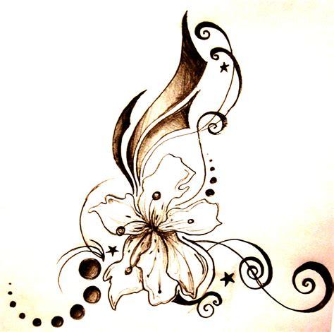 unusual flower tattoo designs lower back tattoos tattoos