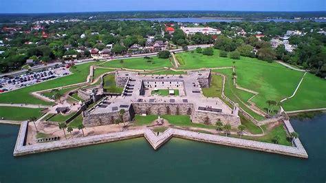 castillo de san marcos st augustine adventure