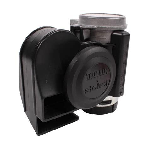 Quality Klakson Stebel Nautilus loud air horn universal fit scooterworks usa