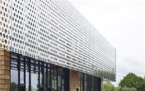 Architectural Metal Panels Ideas Perforated Metal Panels Architectural Www Imgkid The Image Kid Has It